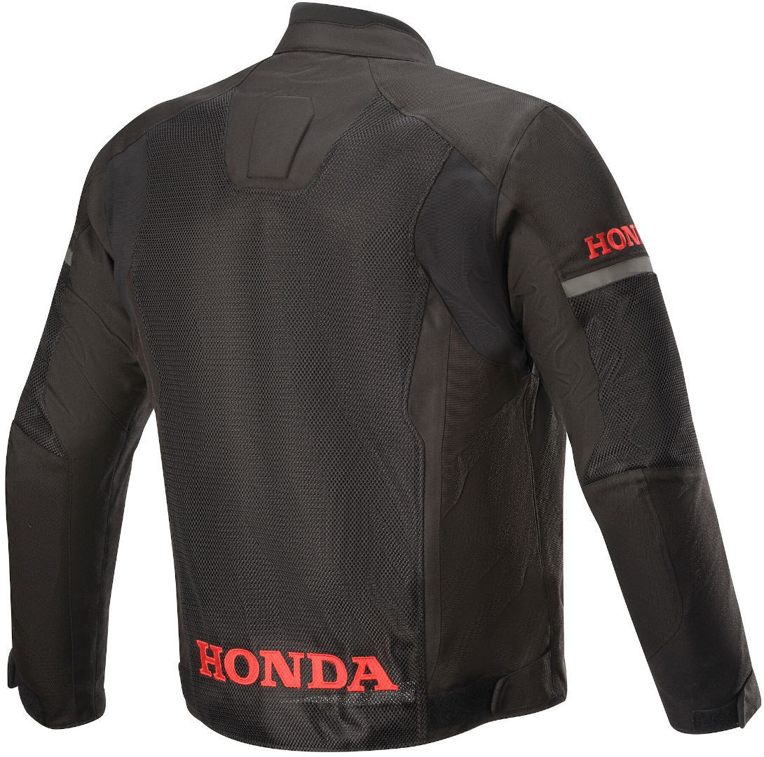 Alpinestars Andes V2 Honda Collection, giacca tessile